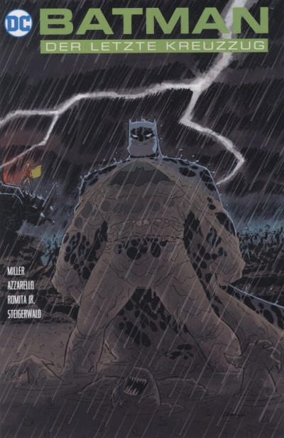 Batman: Der letzte Kreuzzug Darwyn Cooke Variant Cover Bonner COMIC Laden