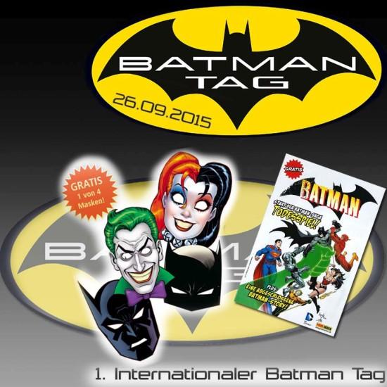 Batman-Tag im Bonner COMIC Laden!