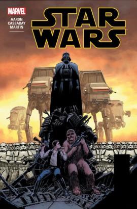 Star Wars 1 - Comicshopausgabe
