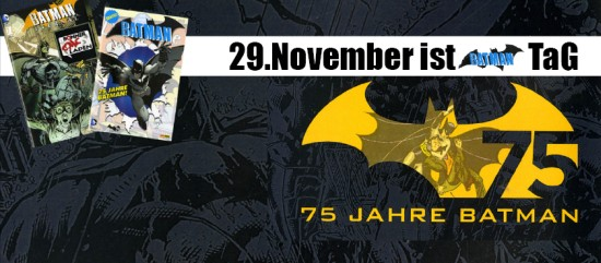 Batman-Tag im Bonner COMIC Laden!