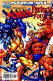 Uncanny X-Men/Fantastic Four Annual 1998