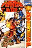 X-Force and Cable Annual 1997