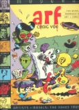 Arf 1: The Unholy Marriage of Art + Comics