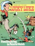 Lucky Luke 26: Familienkrieg in Painful Gulch