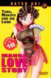 Manga Love Story 24: Yura, Makoto und die Liebe