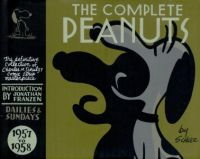 The Complete Peanuts 04: Dailies & Sundays 1957 to 1958 HC