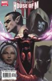 House of M (2005) 06 [Incentive Variant Cover - Magneto]
