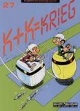 Die Abenteuer der Minimenschen 27: K+K=Krieg