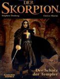 Der Skorpion 06: Der Schatz der Templer