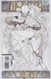 Wolverine: Origins 5: Sketch Cover