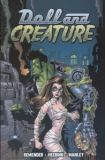 Doll and Creature TPB 1: Everything turns grey