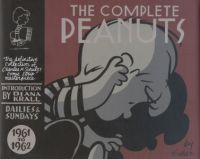 The Complete Peanuts 06: Dailies & Sundays 1961 to 1962 HC