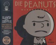 Die Peanuts Werkausgabe 01: Tages- & Sonntags-Strips 1950-1952