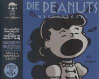 Die Peanuts Werkausgabe 02: Tages- & Sonntags-Strips 1953-1954