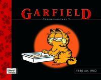 Garfield Gesamtausgabe 02: 1980 - 1982