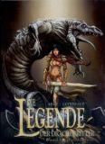 Die Legende der Drachenritter 03: Das Leblose Land