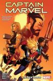 Captain Marvel (2019) TPB 05: The New World