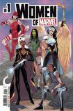 Women of Marvel (2021) 01