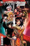 RWBY/Justice League (2021) 01