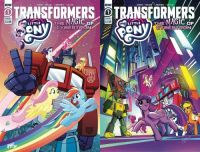 My Little Pony/Transformers: The Magic of Cybertron (2021) 01