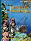 Classicomics 02: Der Kurier des Zaren & 20.000 Meilen unter dem Meer (Vorzugsausgabe)
