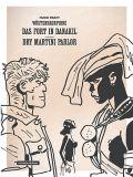 Wüstenskorpione 02 (schwarz-weiss): Das Fort in Danakil / Dry Martini Parlor