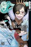 Black Clover 26: Schwarzer Schwur