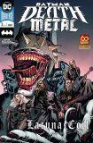 Batman: Death Metal (2021) 03 (Band Edition) - Lacuna Coil