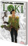 Marvel-Verse: Loki (2021) Graphic Novel