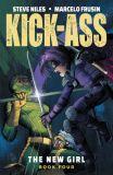 Kick-Ass: The New Girl (2018) TPB 04