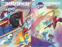 My Little Pony/Transformers: The Magic of Cybertron (2021) 02