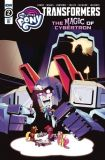 My Little Pony/Transformers: The Magic of Cybertron (2021) 02 (Incentive Cover RI-A)