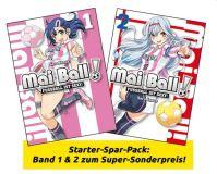 Mai Ball! - Fussball ist sexy Starter-Spar-Pack (mit Band 1 und 2)