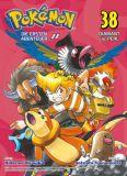 Pokémon: Die ersten Abenteuer 38: Diamant und Perl