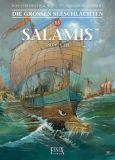 Die grossen Seeschlachten 13: Salamis 480 v. Chr.