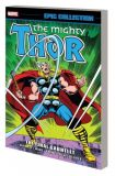 Thor Epic Collection (2013) TPB 20: The Final Gauntlet