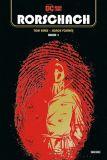 Rorschach (2021) 01 (Deutsche Ausgabe - Variant Cover)