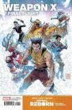 Heroes Reborn: Weapon X & Final Flight (2021) 01 (Abgabelimit: 1 Exemplar pro Kunde!)