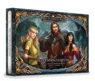 Heldenerschaffung: Spielkarten-Set - Das Schwarze Auge (DSA5)