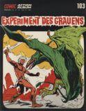 Action Album (1973) 103: Andrax - Experiment des Grauens