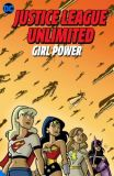Justice League Unlimited (2004) Graphic Novel: Girl Power