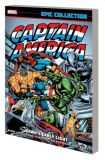 Captain America Epic Collection (2014) TPB 09: Dawns Early Light
