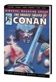 The Savage Sword of Conan the Barbarian (1974) The Original Marvel Years Omnibus HC 05 (Direct Market Variant)