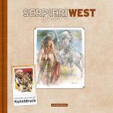 Serpieri West - Artbook