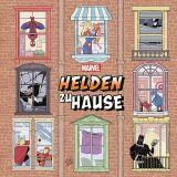 Marvel Helden zu Hause (2021) Hardcover
