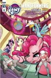 My Little Pony/Transformers: The Magic of Cybertron (2021) 03 (Incentive Cover RI-A)