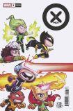X-Men (2021) 01 (22) (Skottie Young Variant Cover)