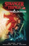 Stranger Things and Dungeons & Dragons Crossover (2020) TPB