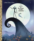 Little Golden Book: Tim Burton's The Nightmare Before Christmas