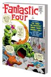Mighty Marvel Masterworks: The Fantastic Four (2021) Graphic Novel 01: The Worlds Greatest Heroes!